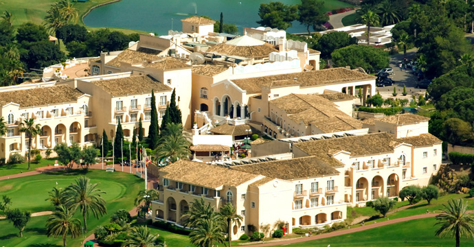 Hotel Príncipe Felipe La Manga - 7 Nights BB & 5 Golf Rounds PRO Package