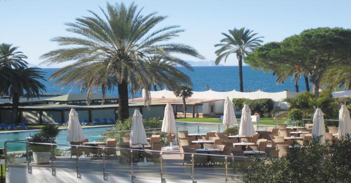 Atalaya Park Golf Hotel Hotel Spain Golf Holidays
