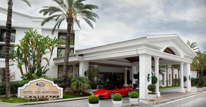 Los Monteros Spa & Golf Resort - 3 Nights BB & 2 Golf Rounds