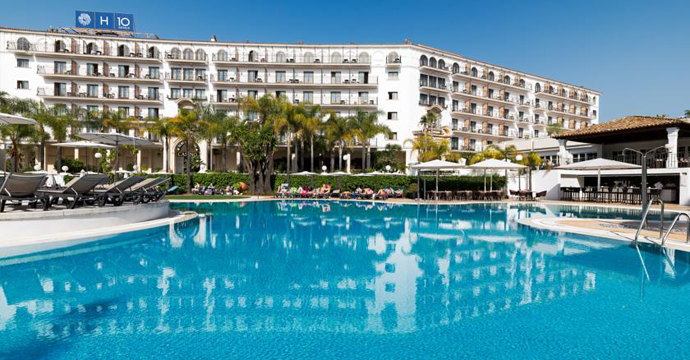 H10 Andalucía Plaza - 5 Nights BB & 3 Golf Rounds