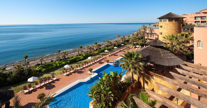 Elba Estepona Gran Hotel & Thalasso Spa - 7 Nights HB & 5 Golf Rounds New Eagle