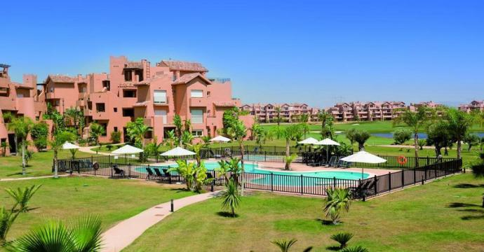 The Residences Mar Menor Golf & Resort - 7 Nights BB & 5 Golf RoundsGroups of 8