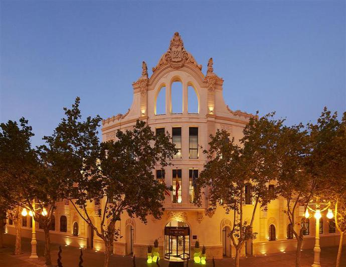 The Westin Valencia - Photo 17