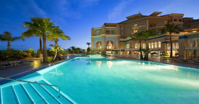 Melia Atlantico Isla Canela - 7 Nights HB & 5 Golf Rounds
