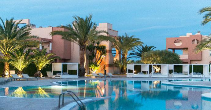 Oliva Nova Beach & Golf Hotel - 7 Nights BB & 5 Golf Rounds PRO Package