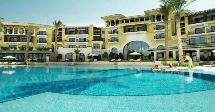 Caleia Mar Menor Golf & Spa Resort - 7 Nights BB & 5 Golf RoundsGroups of 8