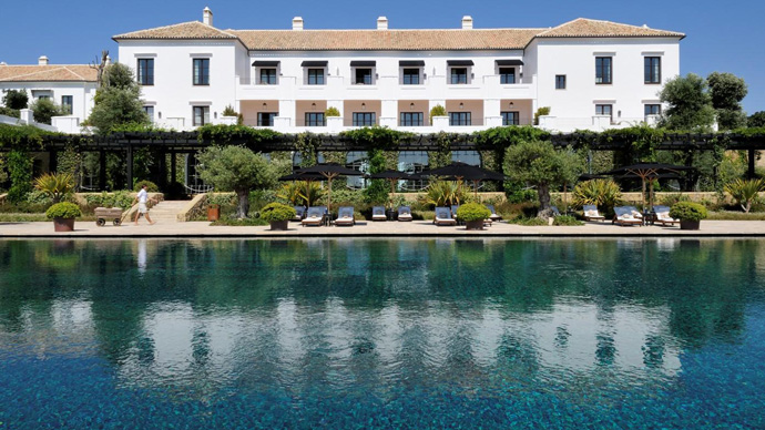 Finca Cortesin Golf and Spa - 3 Nights BB & 2 Golf Rounds
