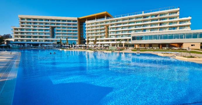 Hipotels Playa de Palma Palace & Spa - 3 Nights BB & 2 Golf Rounds