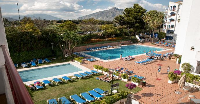 PYR Marbella -  7 Nights BB & 4 Golf Rounds