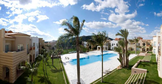 The Residences LA SELLA - 28 Nights BB & 16 Golf roundsLong Stay