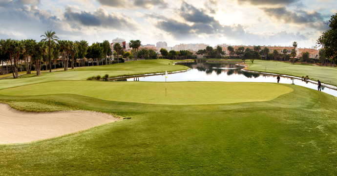 Alicante Golf Course