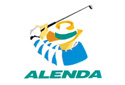 Alenda Golf logo