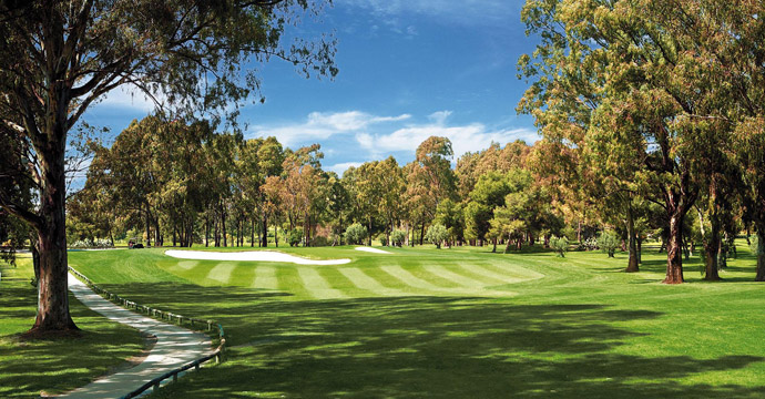 Atalaya Golf Old Course