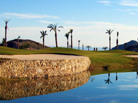 Open Aguilon Golf course Page
