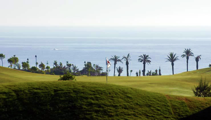 Macenas Golf course