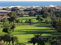 Open Maspalomas Golf Course Page