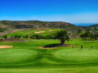 Open Salobre Golf & Old Course South Page