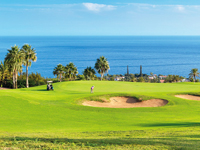Open Tecina Golf Course Page