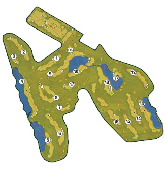 Course Map Alhama