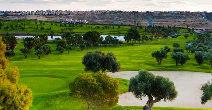 La finca golf clubhouse