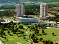 Open Las Rejas Benidorm Golf Course Page