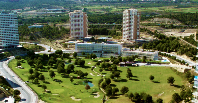 Las Rejas Benidorm Golf Course - Photo 1