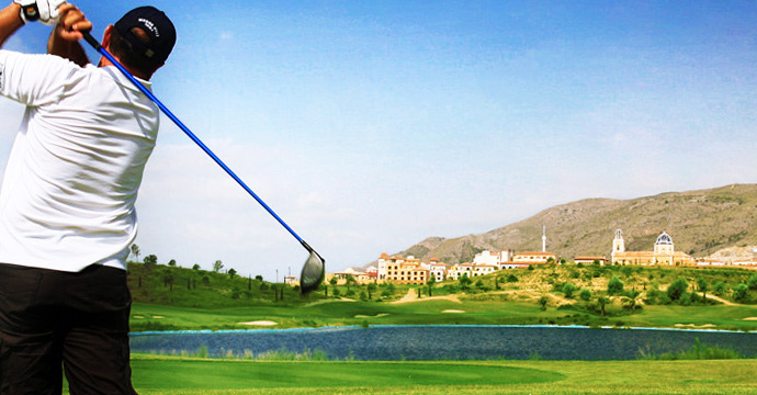 Villaitana Golf Course Levante