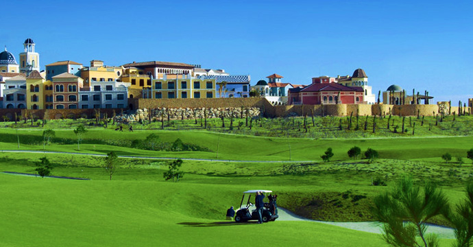 Villaitana Golf Course Poniente
