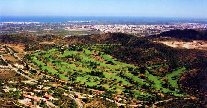 Mediterráneo Golf Course