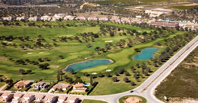 Costa Azahar Golf Course - Green Fee Rates, twilight, buggy - Costa Del Sol