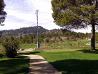 Open Cofrentes Golf Course Page