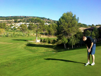 Open El Bosque Golf & Country Club Page
