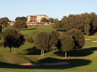 Open Montanya Golf Course Page