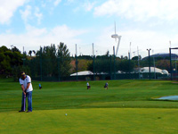 Open Montjuic Pitch & Putt Page