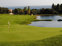 Open Sant Vicenç de Montalt Golf Course Page