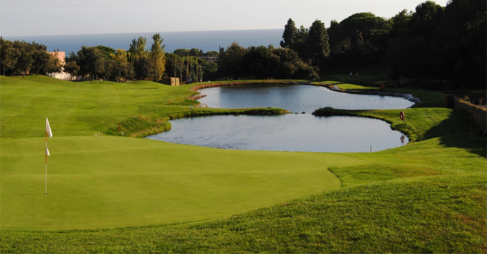 Sant Vicenç de Montalt Golf Course