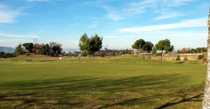 Serrat del Bruc Golf Course