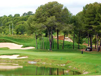 Open Lumine Hills Course Page