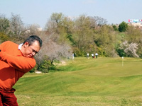 Open Madrid Federation Golf Course Page