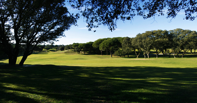 Villa de Madrid Golf yellowCourse