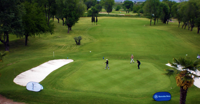 La Base Aerea de Torrejón Golf Course
