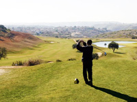 Open El Robledal Golf Course Page