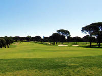 Open La Puerta de Hierro Golf Yellow Course Page