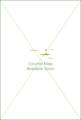 Course Map Benasque Golf Club