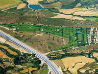 Open Guara Golf Course Page