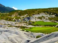 Open Margas Golf Course Page
