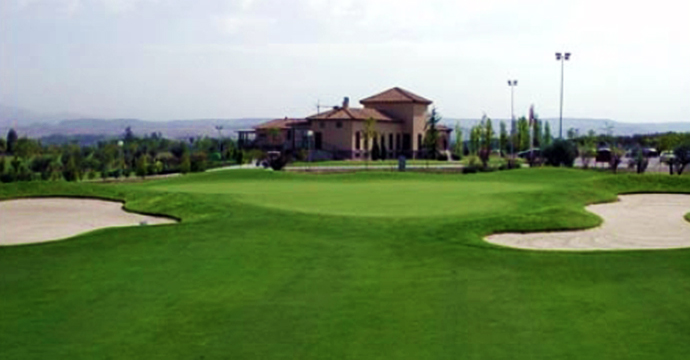 Augusta Golf Course Calatayud