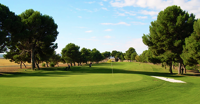 Real Aeroclub Zaragoza Golf