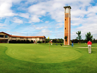 Open La Llorea Golf Course Page