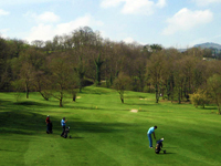 Open Las Caldas Golf Course Page